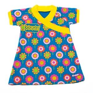 vestido de niña No regar con colonia de Noñoño